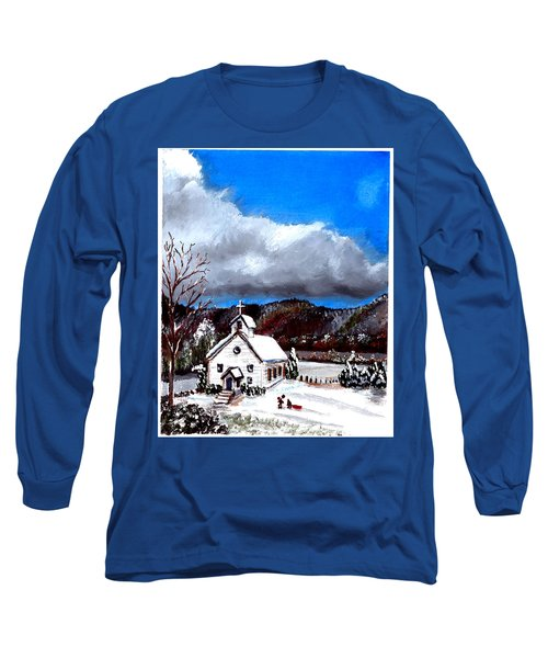 Morning Snow Ministry Long Sleeve T-Shirt