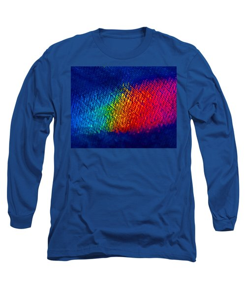 Long Sleeve T-Shirt featuring the photograph Motion One by Cathy Long