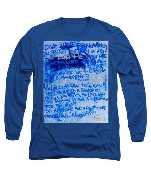 Motivation Long Sleeve T-Shirt