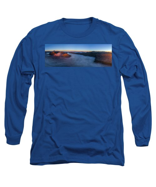 Mount Bromo Scenic View Long Sleeve T-Shirt