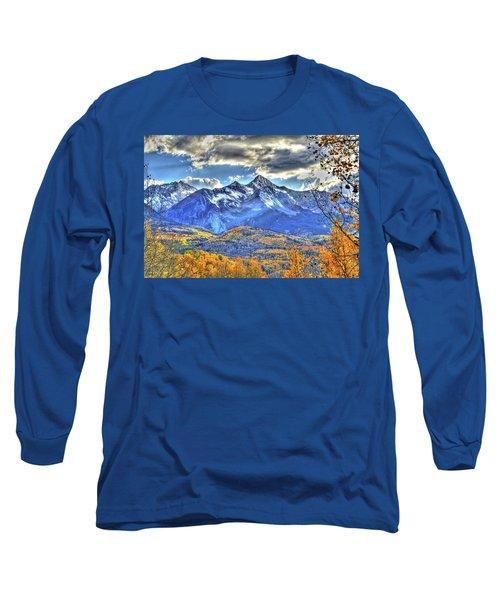 Mount Wilson Long Sleeve T-Shirt by Scott Mahon