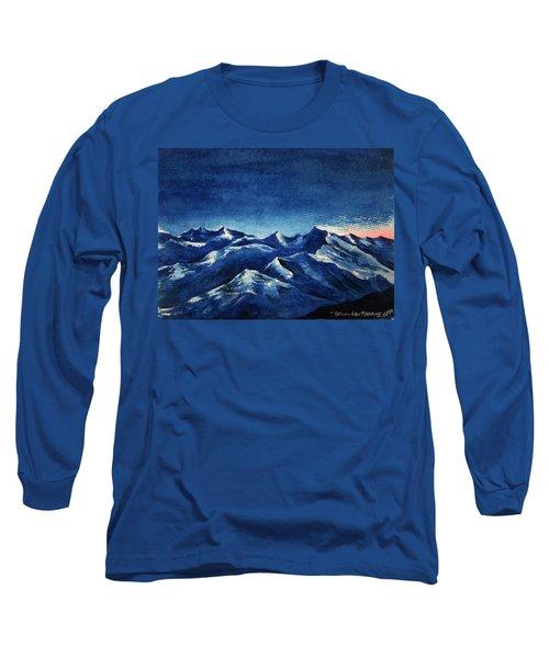 Mountain-4 Long Sleeve T-Shirt