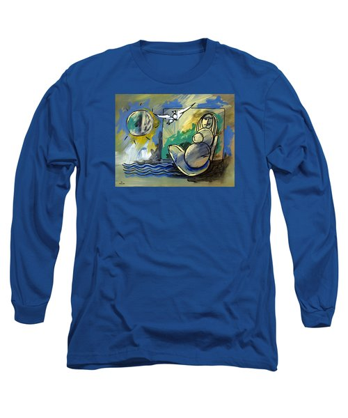 Mr Ameeba 10 Long Sleeve T-Shirt