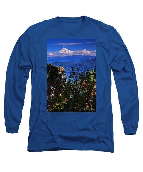 Mt.hood N Fall Long Sleeve T-Shirt
