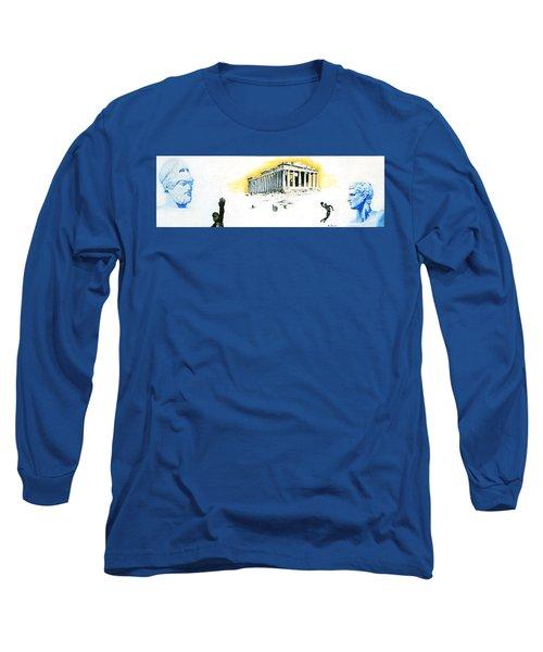 Mural Long Sleeve T-Shirt