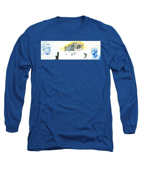 Mural Long Sleeve T-Shirt