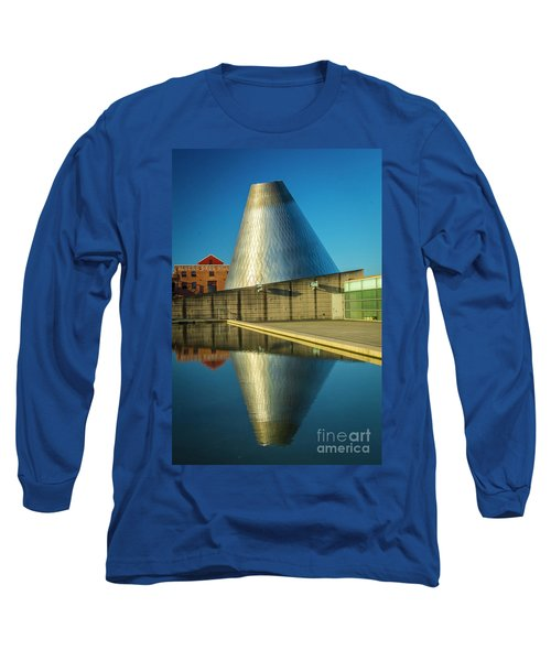 Museum Of Glass Tower Long Sleeve T-Shirt