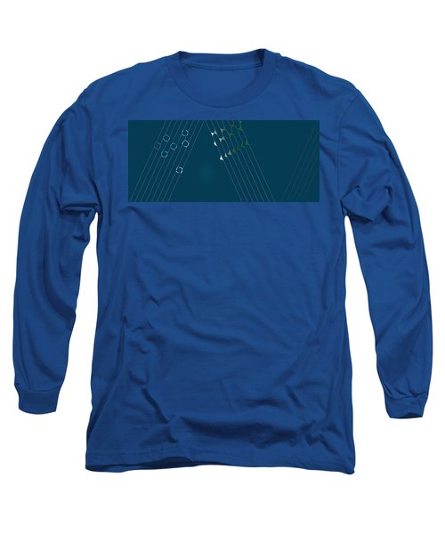 Music Hall Long Sleeve T-Shirt by Kevin McLaughlin
