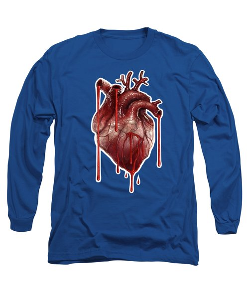 My Bleeding Heart Long Sleeve T-Shirt
