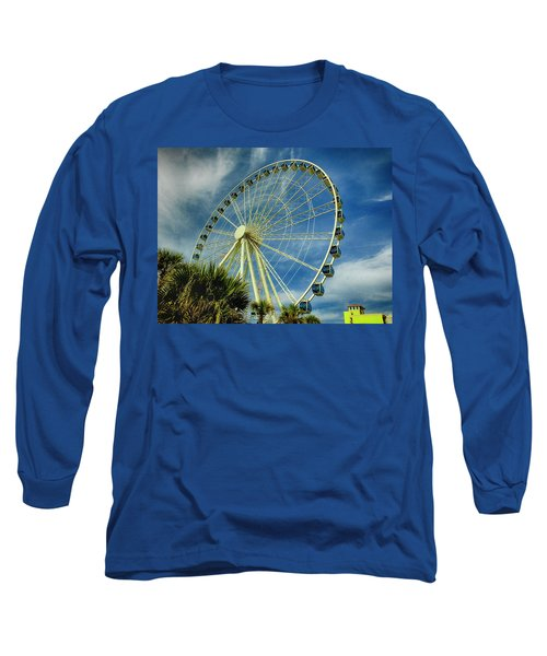 Myrtle Beach Skywheel Long Sleeve T-Shirt