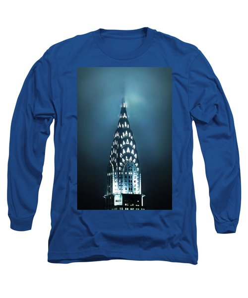 Mystical Spires Long Sleeve T-Shirt by Az Jackson