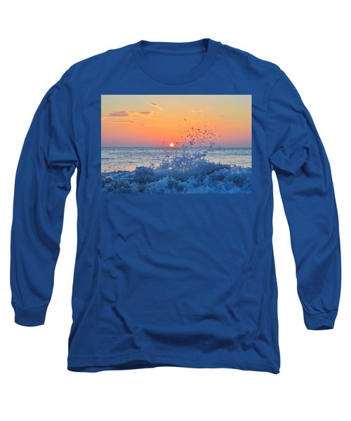 Nags Head Sunrise 7/15/16 Long Sleeve T-Shirt