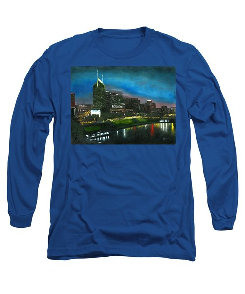 Nashville Nights Long Sleeve T-Shirt
