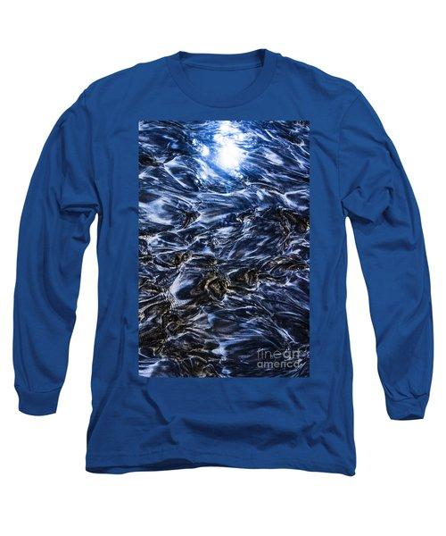 Natures Abstract Long Sleeve T-Shirt