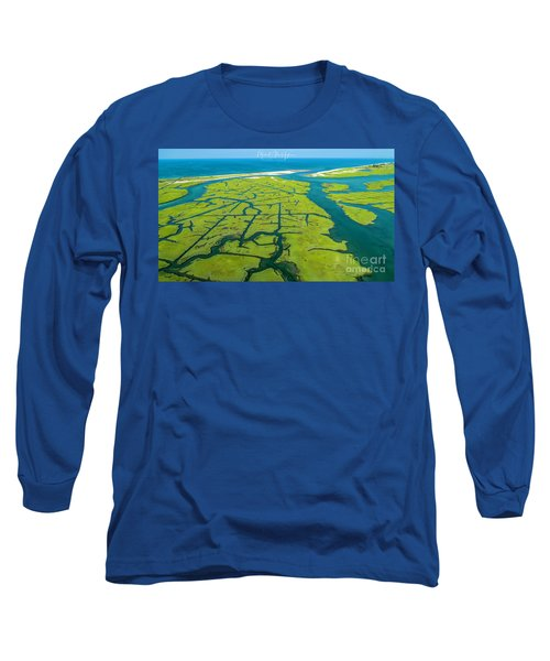 Natures Lines Long Sleeve T-Shirt