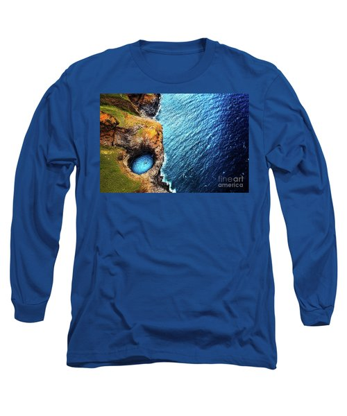Napali Coast Long Sleeve T-Shirt