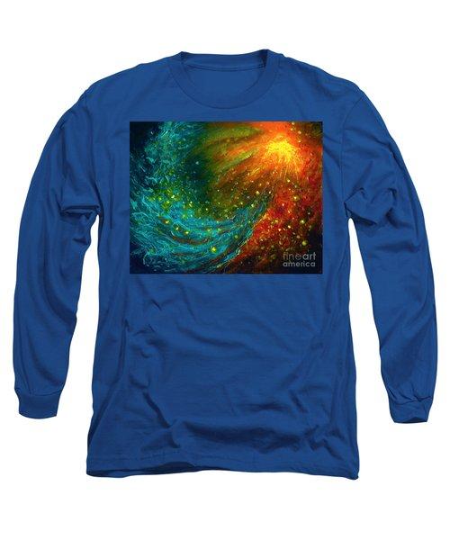 Nebulae  Long Sleeve T-Shirt