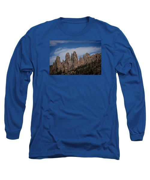 Needles, North Dakota Long Sleeve T-Shirt