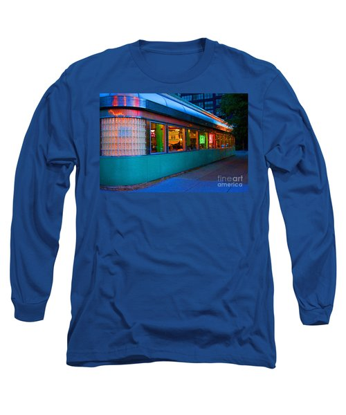 Neon Diner Long Sleeve T-Shirt