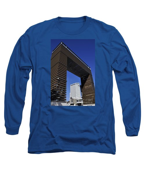 New Orleans Riverwalk Long Sleeve T-Shirt