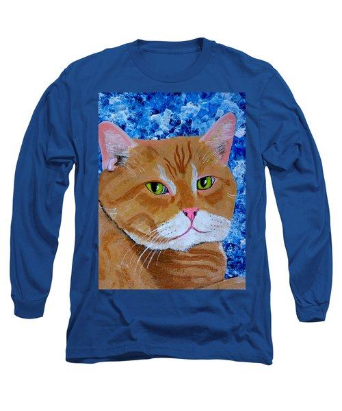 Nice Kitty Long Sleeve T-Shirt