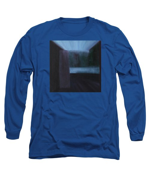 Nietzsche Long Sleeve T-Shirt by Min Zou