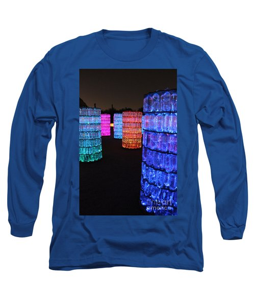 Night Color Long Sleeve T-Shirt