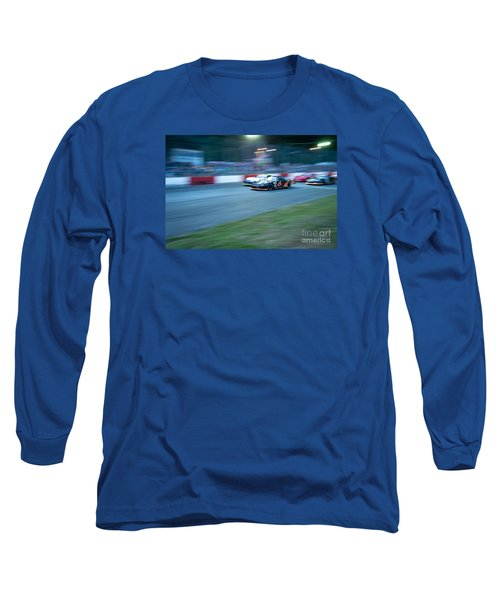 Night Races Long Sleeve T-Shirt