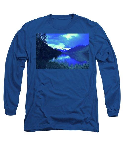 Night Sky Long Sleeve T-Shirt by Joe Burns