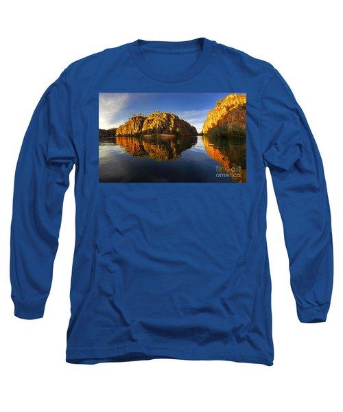 Nitimiluk Long Sleeve T-Shirt by Bill Robinson