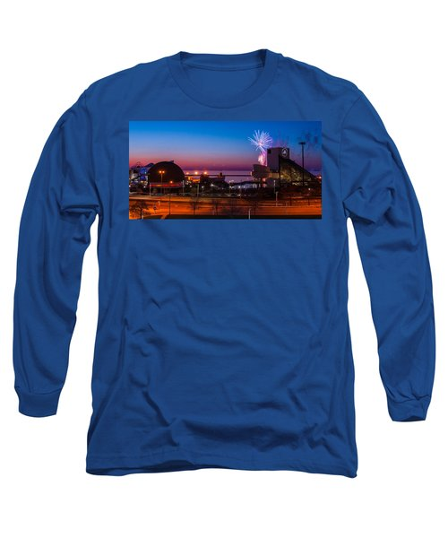 North Coast Harbor Long Sleeve T-Shirt