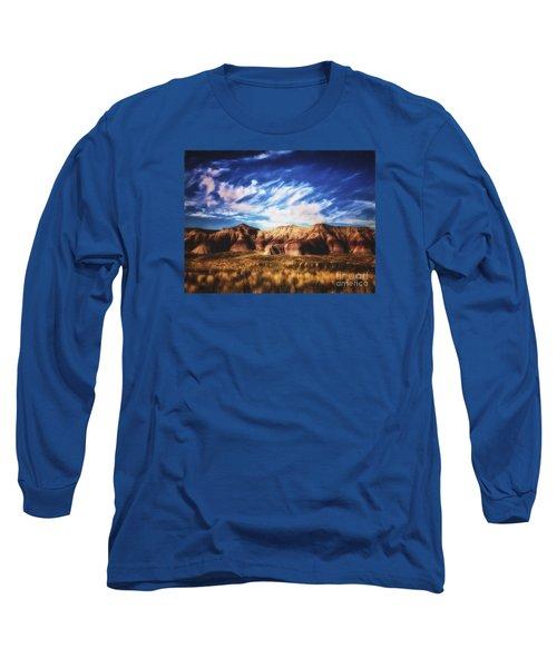 Northern Arizona Painted Desert  ... Long Sleeve T-Shirt