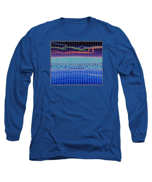 Northern Lights Ballet Production Long Sleeve T-Shirt