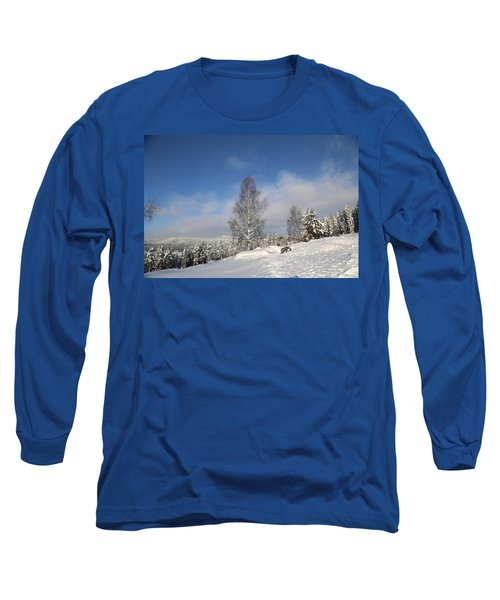 Norwegian Valley. Long Sleeve T-Shirt