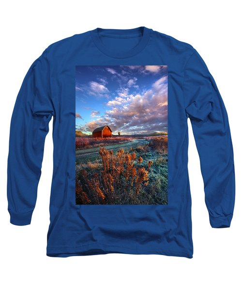 Not All Roads Are Paved Long Sleeve T-Shirt