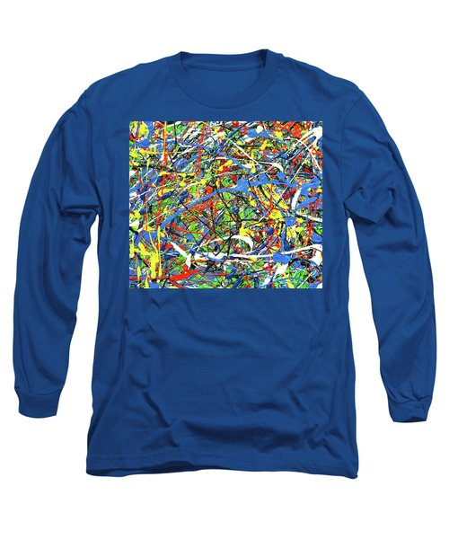 NOW Long Sleeve T-Shirt by Elf Evans