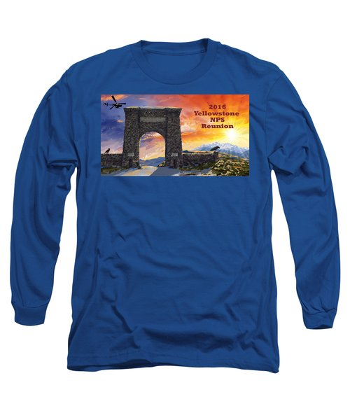 Nps Reunion Long Sleeve T-Shirt