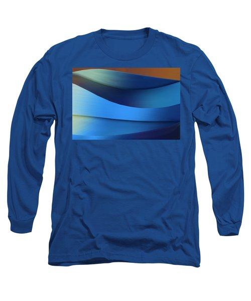 Long Sleeve T-Shirt featuring the photograph Ocean Breeze by Paul Wear
