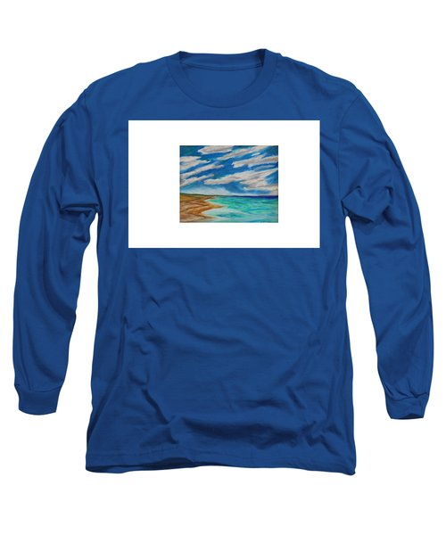 Ocean Clouds Long Sleeve T-Shirt