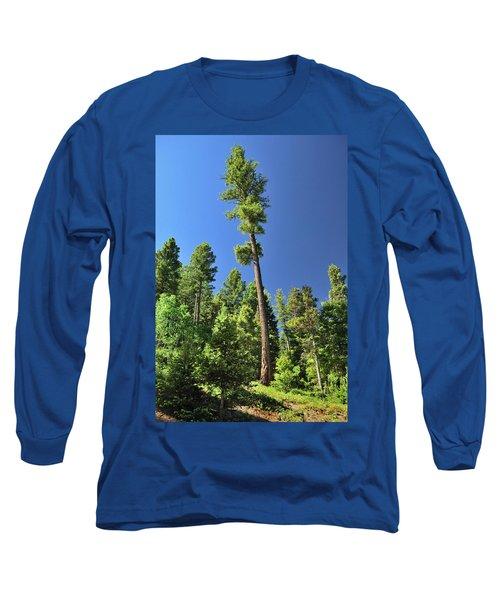 Old Ponderosa Long Sleeve T-Shirt
