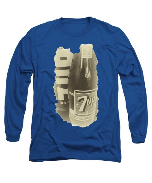 Old School 7up Long Sleeve T-Shirt