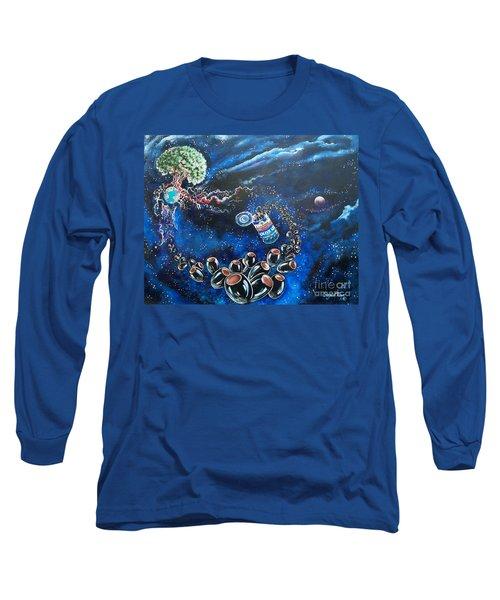 Blaa Kattproduksjoner          Oliveus Are Canned Together Long Sleeve T-Shirt