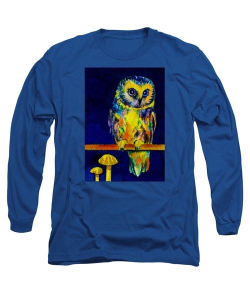 On The Fence Long Sleeve T-Shirt by Vivien Rhyan