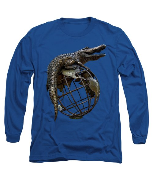 On Top Of The World Transparent For T Shirts Long Sleeve T-Shirt