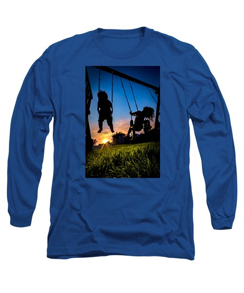 One Last Swing Long Sleeve T-Shirt