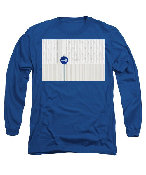 One Way 2 Long Sleeve T-Shirt