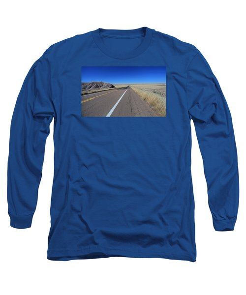 Open Road Long Sleeve T-Shirt by Gary Kaylor