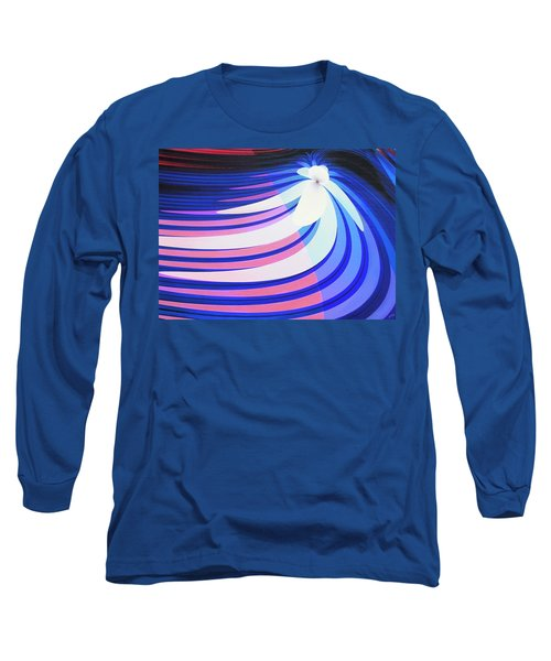 Orchid In A Stream Long Sleeve T-Shirt