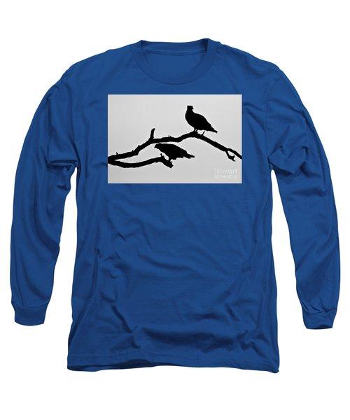 Osprey Silhouettes  Long Sleeve T-Shirt