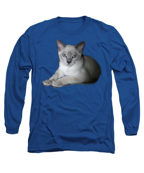 Long Sleeve T-Shirt featuring the photograph Our Little Angel by Linda Phelps